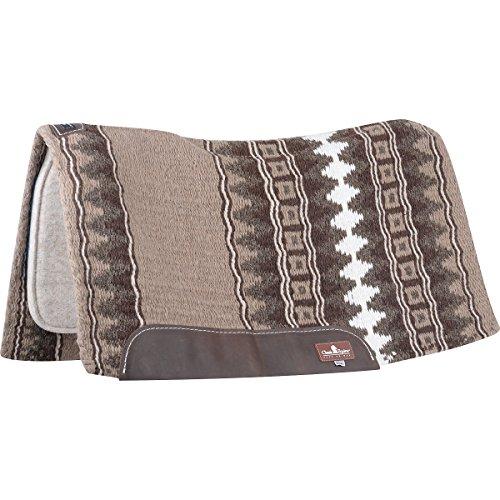 Classic Equine ESP Contour Wool Top Saddle Pad (Equine Blanket)