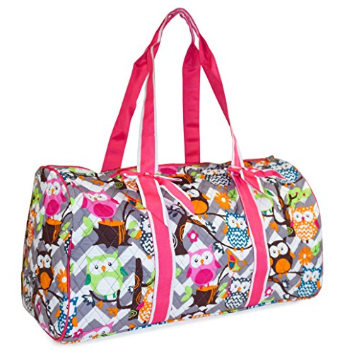 quilted duffle bags for girls - 6