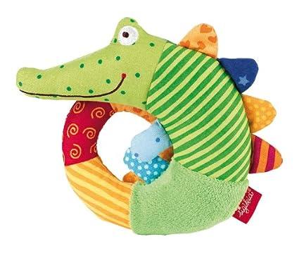 Amazon.com: Sigikid Grasp de cocodrilo juguete: Toys & Games