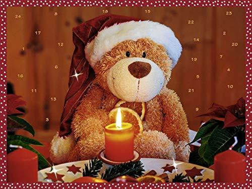 Bärige Weihnacht: Adventskalender