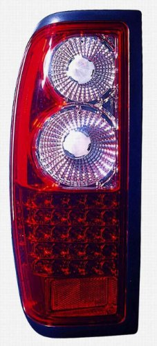 nissan frontier led taillights - 5