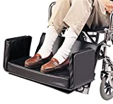 Wheelchair Footrest Extender Side-Kick Add On