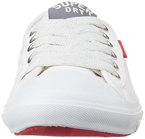 Superdry Low Pro Damen Sneaker Weiß