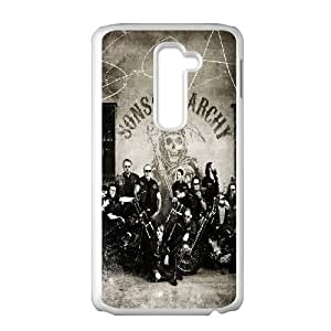 Sons Of Anarchy Samcro LG G2 Cell Phone Case White Delicate gift JIS_347198