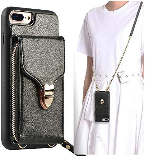 JLFCH Leather Handbag Detachable Crossbody product image
