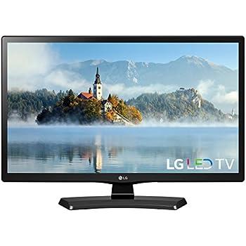 Amazon com: LG Electronics 24LJ4540-WU 24-Inch 720p LED TV (2017