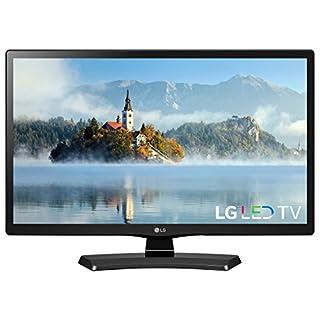 LG 24in Class 720p 60Hz LED HDTV - 24LF454B (Renewed)