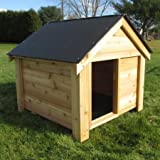 Infinite Ultimate Cedar Dog House