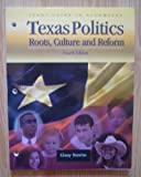 Study Guide to Accompany Texas Politics : Roots, Culture and Reform, Stowitts, Ginny and Giesler, Sandra, 0757508669