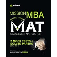 Mission MBA MAT Mock tests & Solved papers