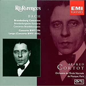 Bach: Brandenburg Concertos / Concerto, BWV 596 / Largo (Concerto, BWV 1056)