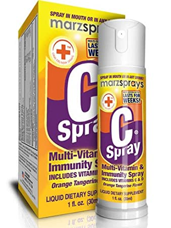 c vitamin spray