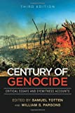 Century of Genocide: Critical Essays and Eyewitness Accounts, , 0415990858