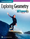 Exploring Geometry with the Geometer's Sketchpad V5, Key Curriculum Press, 1604402229