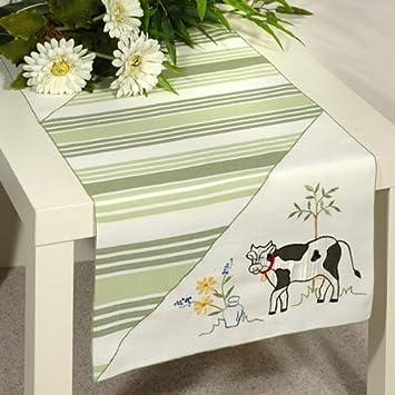 """Encantadora cocina serie """"granja"""" de vaca con   diseño   camino de ..."""
