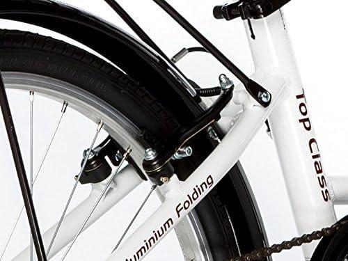 Moma Bikes Bicicleta Plegable Urbana TOP CLASS 24