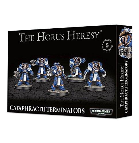 Warhammer 40k The Horus Heresy: Cataphractii Terminators