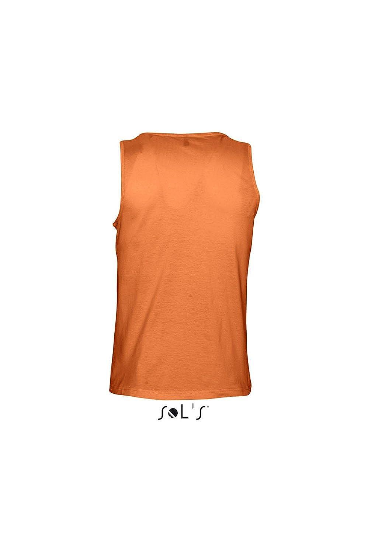 SOLS - Camiseta de Tirantes - Cuello Redondo - Sin Mangas - Opaco - para Hombre: Amazon.es: Ropa y accesorios