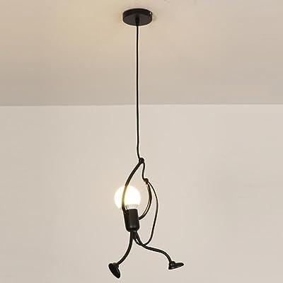 e27 lampe suspension humano de lampes de plafond. Black Bedroom Furniture Sets. Home Design Ideas