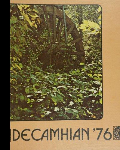 (Reprint) 1976 Yearbook: Del Campo High School, Fair Oaks, California