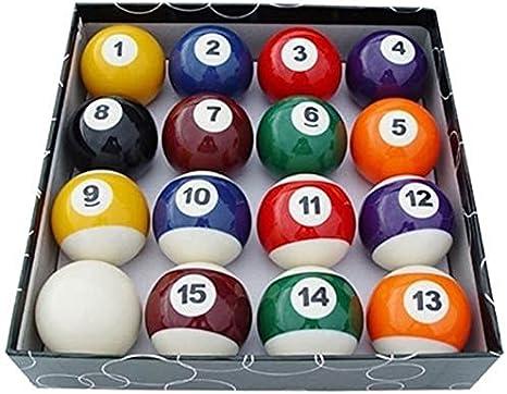 Bolas de juego de bolas de billar completo 16 profesional de ...