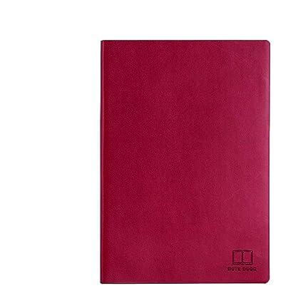 Bloc De Notas, Libro De Cuero, Cuaderno De Negocios Grueso ...