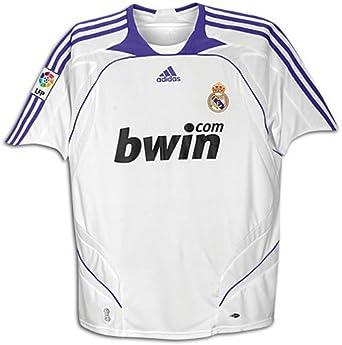 adidas Real Madrid - Camiseta de manga corta: Amazon.es: Ropa y accesorios