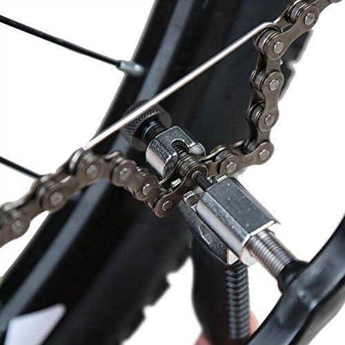 Cikuso Trousses doutils de reparation de bicyclettes Coupe-chaine//Enlevement de chaine//Demontage de support//demontage de roue libre//demontage de manivelle de bicyclette de montagne VTT