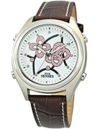 Atomic Talking Watch - Sets Itself Senses Womens Crystal Stylist Talking Watch (1193)(