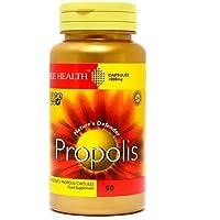 Bee Health, Propolis 1000mg, 90 Kappenules