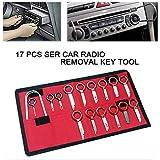 36 PCS CD RADIO STEREO HEAD UNIT REMOVAL RELEASE KEY KIT TOOL KIT VW BMW AUDI
