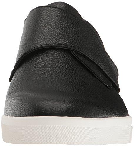 Leather blk Calvin Tumbled Nero Uomo Sneaker Klein Iman Tqrrw0xtEF