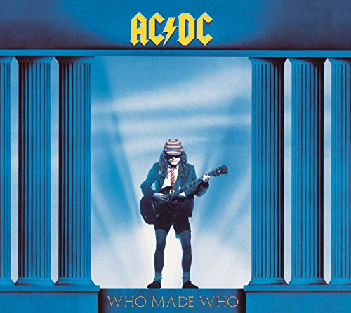 ac dc who made who cd - 1