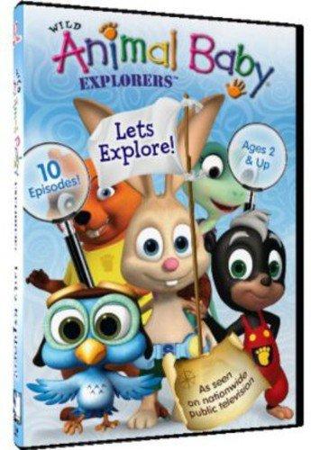 Wild Animal Baby Explorers - Let's Explore!