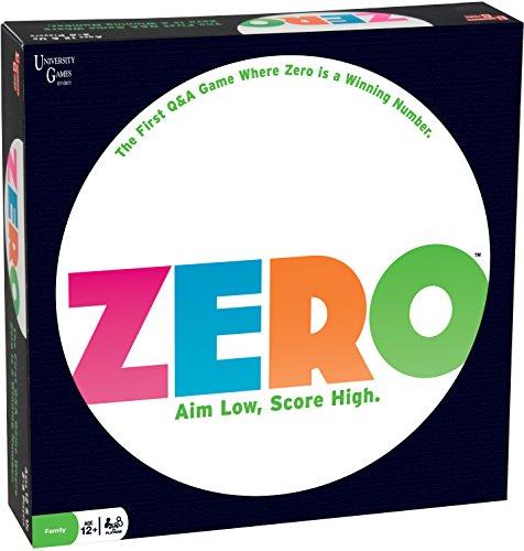 University Games 1001 4PK Zero product image