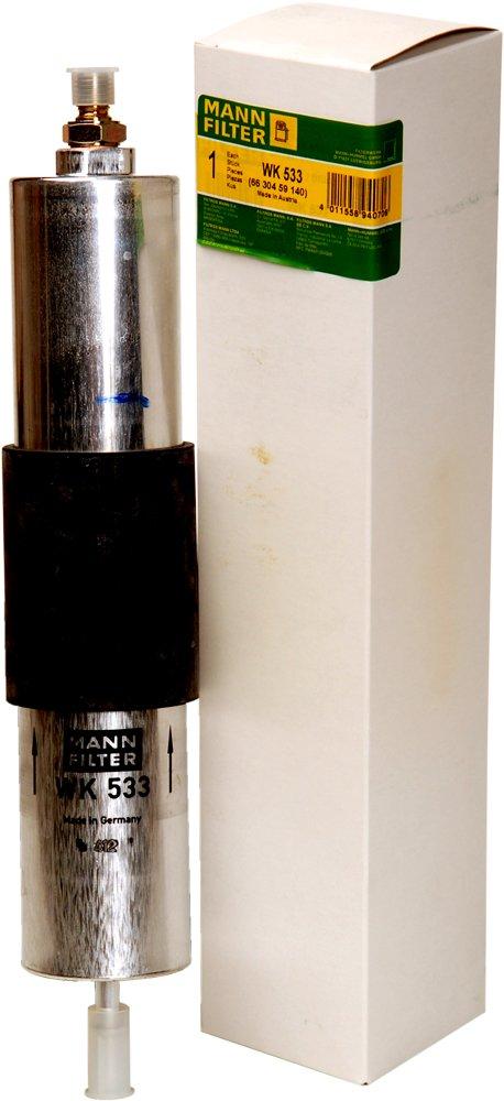 Mann Filter WK533 filtro de combustible