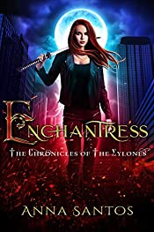 Enchantress: Paranormal Vampire Romance (The Chronicles of the Eylones Book 1)