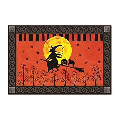 Magnet Works MAIL16832 Witch's Ride Mat Mate