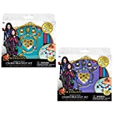 Innovative Designs Disney Descendants Design & Style Charm Bracelets Set