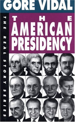 Book cover for The American Presidency