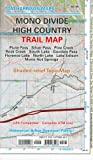 Search : Mono Divide high country trail map (Tom Harrison Maps)