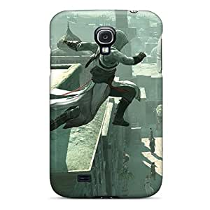 Micheyle786 Galaxy S4 Hybrid Tpu Cases Covers Silicon Bumper Assassins Creed
