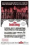 The Balcony Poster Movie 11