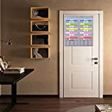 Hanging Wall File Organizer with 4 Over Door