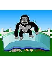 15' Round Gorilla Floor Pad For Above Ground Swimming Pools