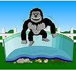 Blue Wave Gorilla Floor Padding