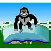 Gorilla Floor Padding for 18ft Round Above Ground Swimming Pools