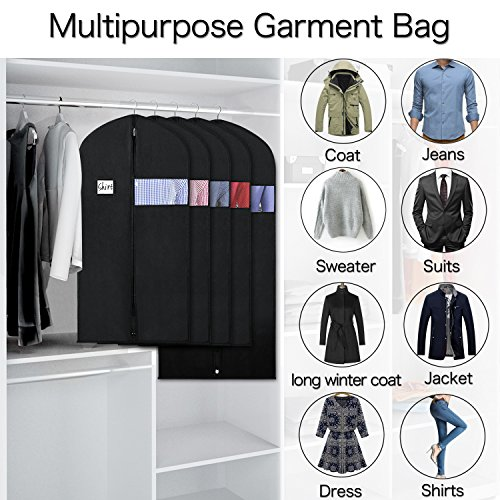 aa9c2ee0762 Garment Covers   Clothing And Closet Storage   Storage And Organization    Home And Kitchen