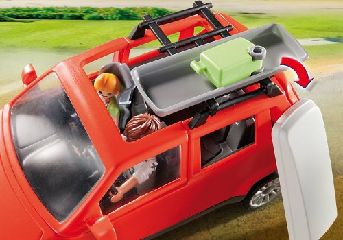 Playmobil 174 Family Suv Playset Playset Import It All