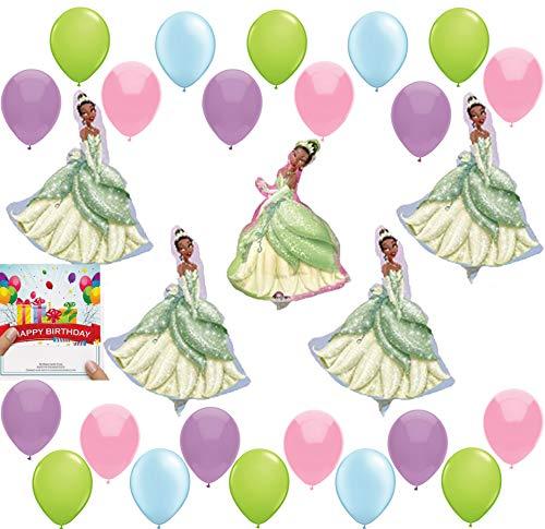 Princess and the Frog Tiana Balloon Wall Decoration